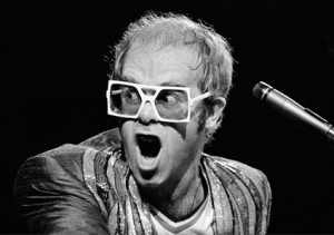 Elton John Penn State