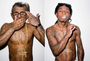Joe Paterno Lil Wayne