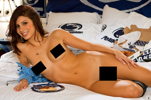 Penn state dorm girls naked