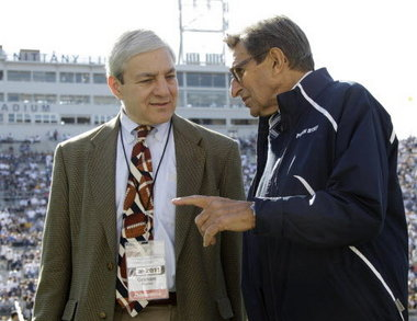 Graham Spanier Joe Paterno