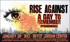 rise against a day to remember penn state