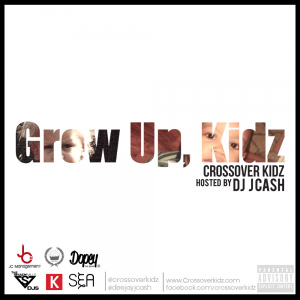 Grow Up, Kidz Front Cover