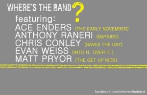 Where's The Band? Tour