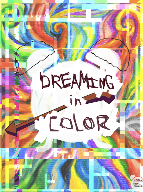 the had knots dream in color