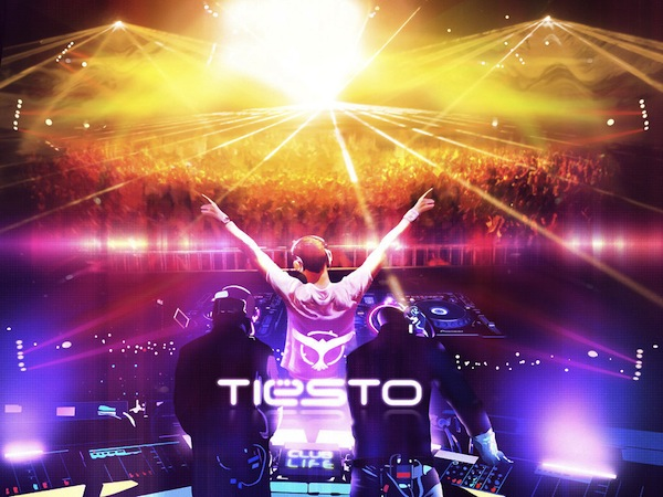 Tiesto Ticket Contest