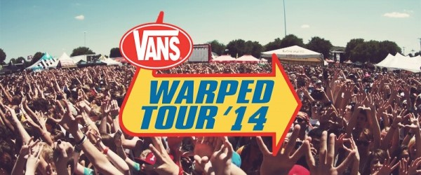 The Vans Warped Tour is almost here! As the tour enters it's fourth week this summer, it has almost arrived on the east coast, with plenty of dates for nearby...